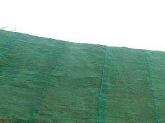 三维植被网铺设